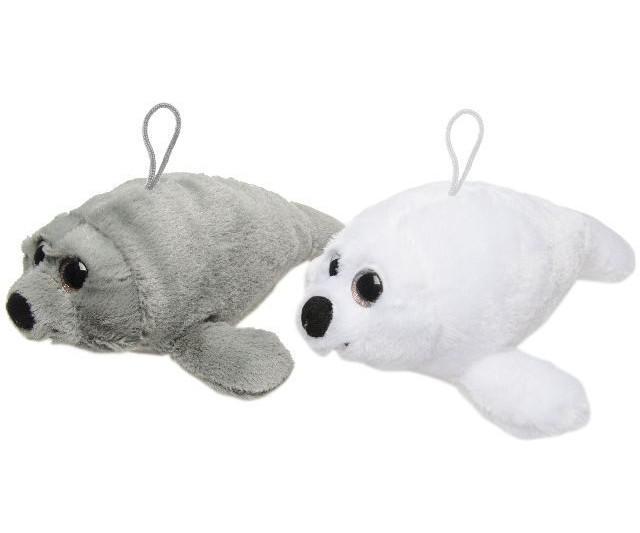 b6df46d0771912 Pluche knuffel zeehond 2 assorti, 28 cm. | Bellus Toys